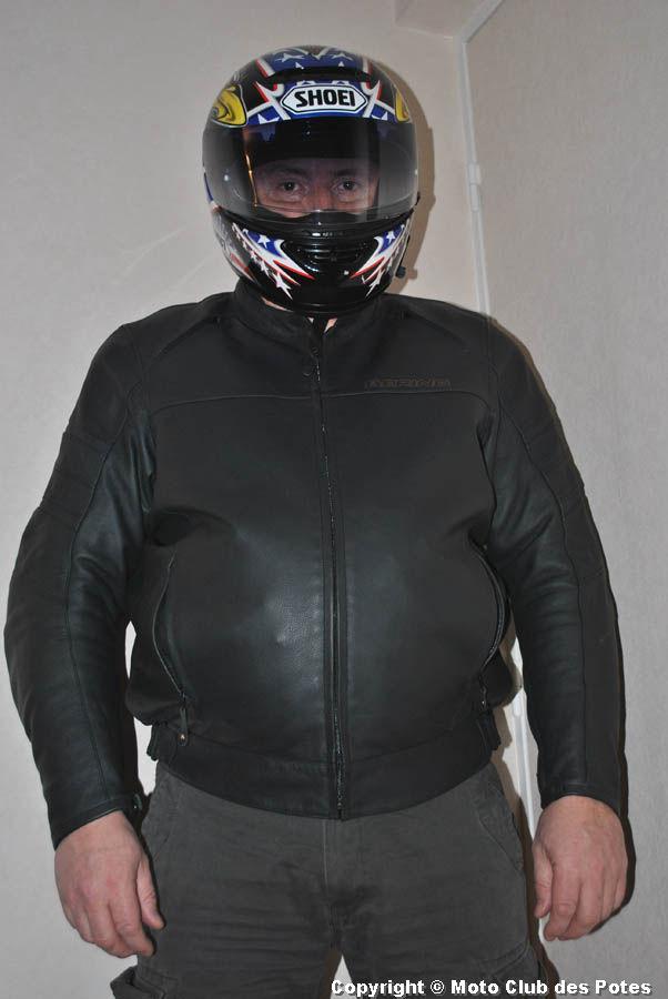 Des De Club Potes Le Marco Moto Blouson Par Bering vRZ6qn50