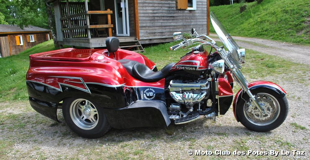 Boss Hog Motorcycle Trikes : Boss hoss par sport moteur et le moto club des potes
