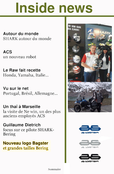 Revue de presse moto club des potes for Revue marketing